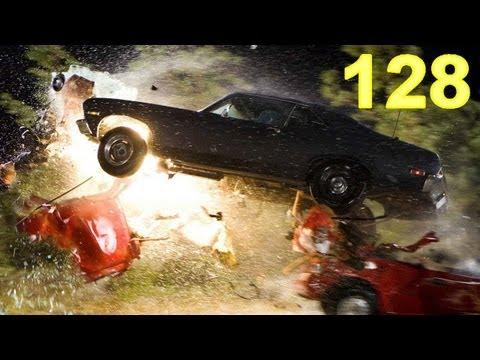 CAR CRASH COMPILATION (128)