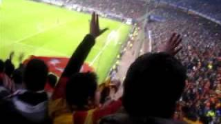 Hamburg - Galatasaray Uefa cup ultrAslan Berlin Cimbombomum benim biricik sevgilim...