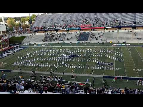 Ohio's Pride University of Akron Marching Band Pregame September 9th 2017
