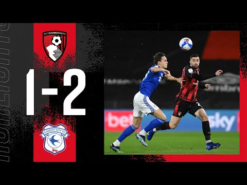 Bournemouth Cardiff Goals And Highlights