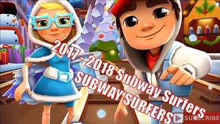 Subway Surfers World Tour 2017 - 2018 Saint Petersburg -  YouTubeGAME PLAY ON PC
