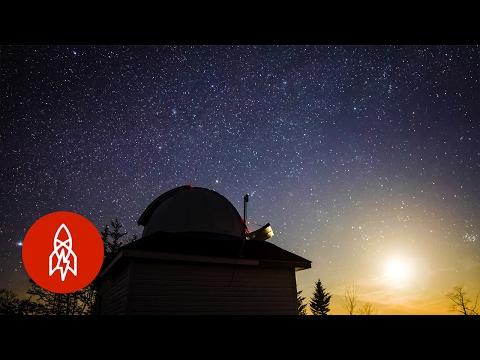 The Blind Astronomer of Nova Scotia