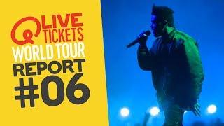 GLIBBEREN BIJ THE WEEKND IN SAN FRANCISCO // #06 - Q-live tickets World Tour Report