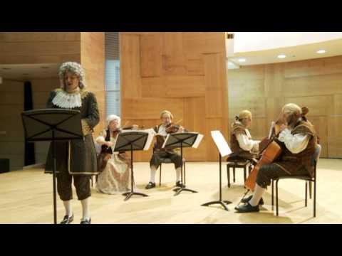 "Jewish Baroque Music.""Salomone Ensemble""."