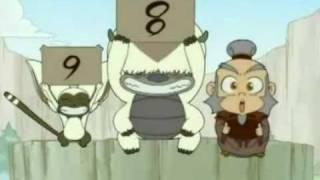 Avatar The legend of Aang Chibi Version-Ava Bender
