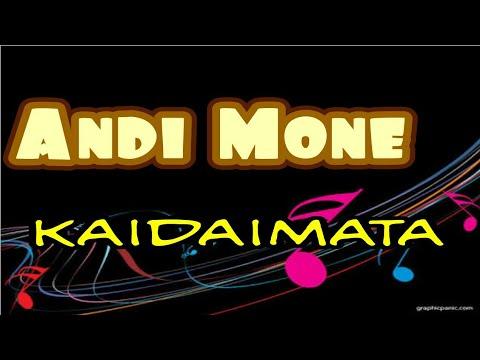 Lagu Timor Andi Mone