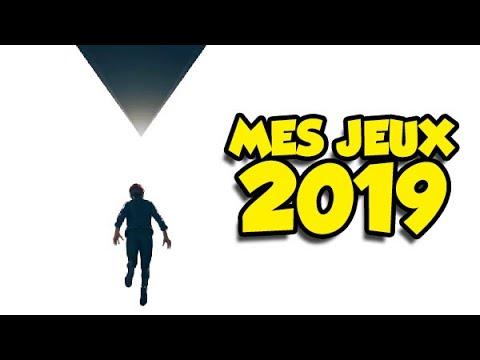 Mes Jeux de 2019