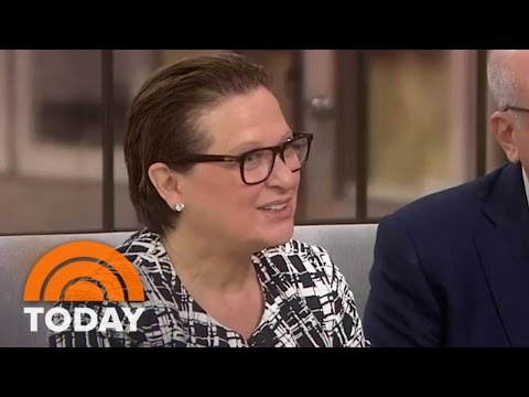 Caroline Manzo Talks About Health Scare, Shows Off Her New Hair | TODAY