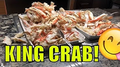 Talking Stick Casino Dinner Buffet! King Crab Legs! October 2018