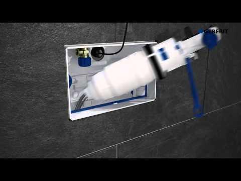 Demontáž vypouštěcího ventilu
