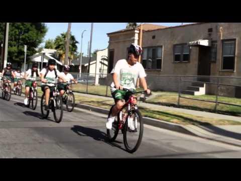 Audubon Middle School Bike Program - Mobility in South Los Angeles