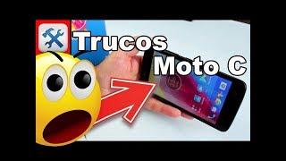 10 Trucos Moto C y Moto C Plus que NO CONOCÍAS que Existían - Comoconfigurar