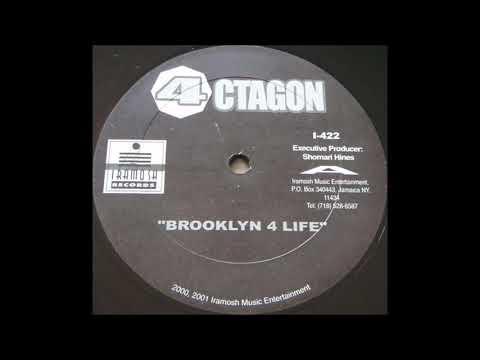 4 Octagon - Brooklyn 4 Life (2001)