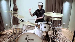 N.O.E. - Κάποιες φορές 2 (Oxytocin Drum Cover Video)