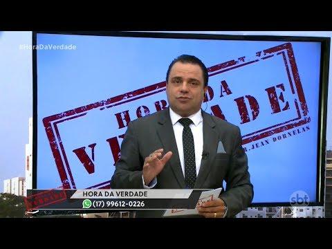 Golpe do emprego e Jean Dornelas recebe prefeito de Rio Preto no aniversário da cidade