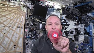 Fidget spinner spinning in space! thumbnail