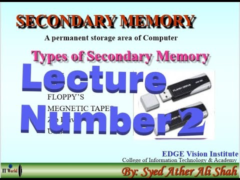 Basic Information Abt computer | Computer concept Lecture ...