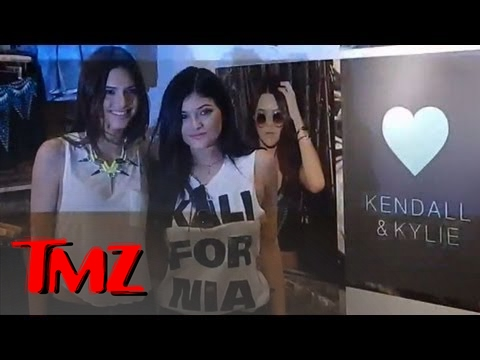 Kylie and Kendall Jenner's New Fashion Line | TMZ