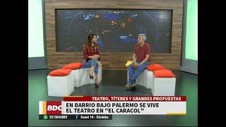 Teatro en El Caracol en Bien de Córdoba