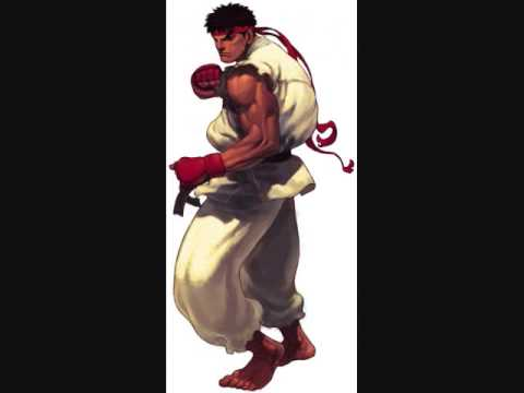 Street Fighter 3 3rd Strike Fight for the Future AST Kobu (Theme of Ryu)