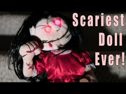 Thumbnail: Scariest Doll Ever!