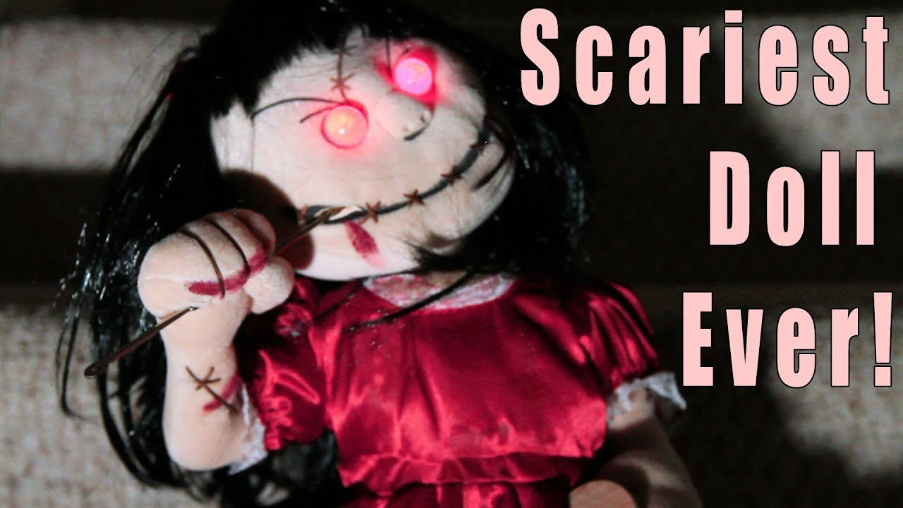 Scariest Picture Ever Scariest Doll Ever! - ...