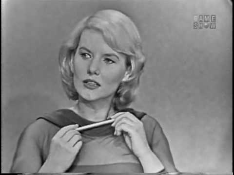 To Tell the Truth - Mt. Rushmore sculptor; Jumping bean expert; PANEL: Patricia Cutts (Mar 3, 1960)