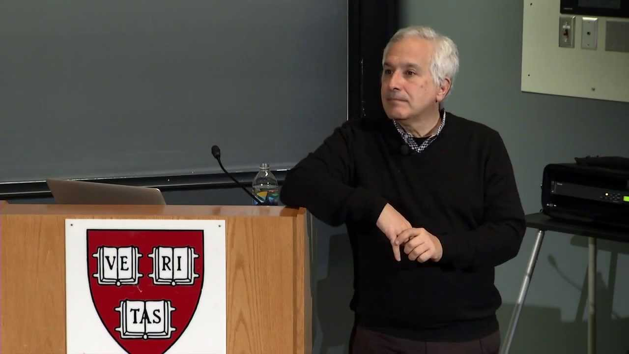 Jeff Lichtman: Connectomics: Mapping the Brain | Harvard Department of  Physics