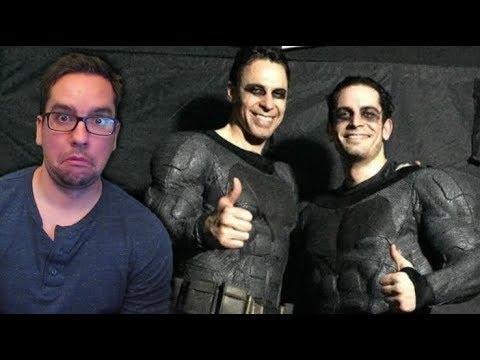 Ben Affleck's Batman Stuntman Clears Up Justice League Snyder Cut Comments