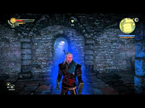 Let's Play The Witcher 2 - Part 26 - In the Claws of Madness III [BLIND] (PC) (Enhanced Edition)