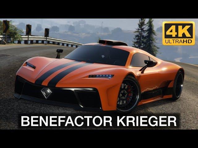 Benefactor Krieger - GTA Online