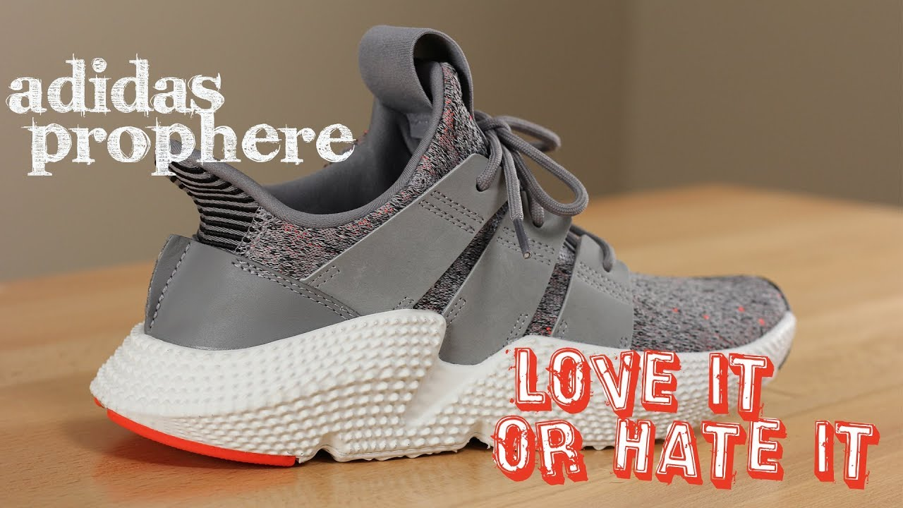 2 per 1 unboxing: nuove adidas prophere grey & olive su youtube