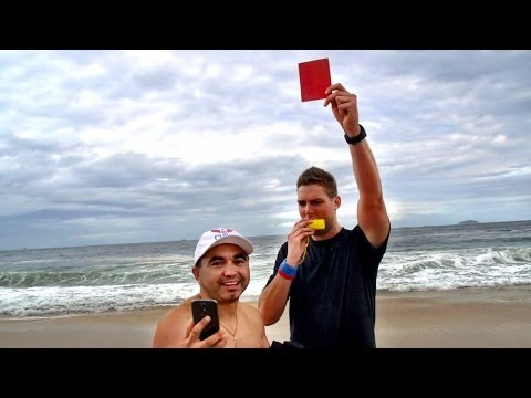 Thumbnail: Red Cards in Rio Prank | Dude Perfect