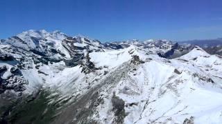 Panning Schilthorn Views - 02