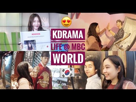 KOREA Vlog #11: MBC WORLD TOUR! 😍 The ultimate Kdrama Experience! | Raych Ramos