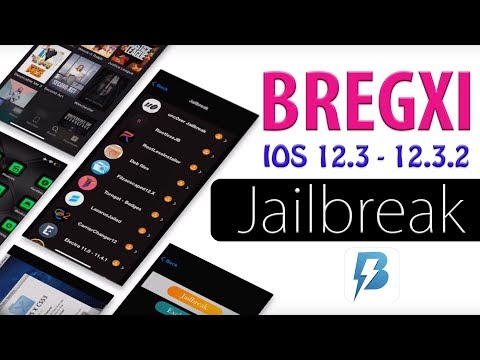 Bregxi iOS 12.3 - 12.3.2 Jailbreak Released : 2019