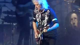 Queen + Adam Lambert - Stone Cold Crazy - TD Garden, Boston 7-25-2017