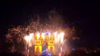 Año Nuevo: París le da la bienvenida al 2020