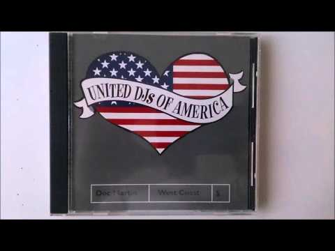 United Dj´s of America 5 - West Coast - Doc Martin 1995