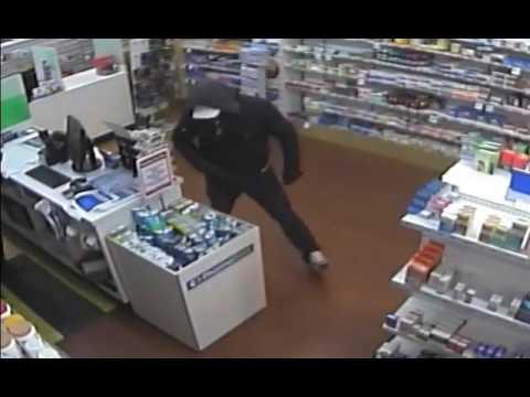 Man With Gun Robs Pharmacist at Deer Park