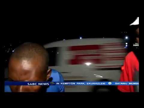 Sin vergüenza: le roban a un periodista ¡frente a la cámara!