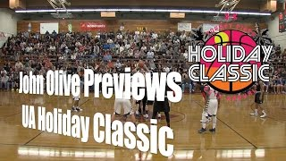 John Olive Previews the 2014 Under Armour Holiday Classic