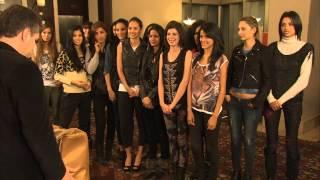Peru's Next Top Model - Episodio 1 - Temporada 1