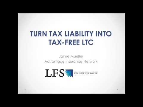 2018 02 27 12 00 Turn a Tax Liability into Tax Free LTC