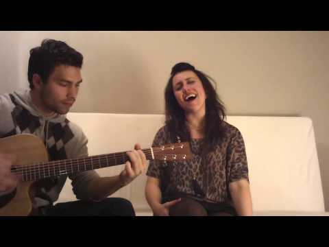 "Melanie Taylor ""Cease Fire"" acoustic with Jared Cattoor"