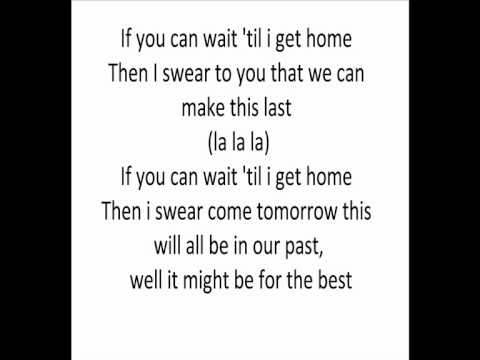A Day to Remember: If it Means a Lot to You LYRICS - YouTube