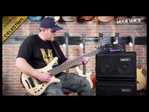 Warwick Sound Examples: The Corvette $$ 6-String - with Andy Irvine