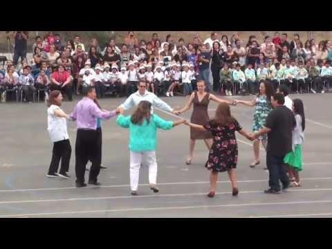 """Malabar Street Elementary School """"Centennial Celebration """" 1913-2013 """" Teachers Dance"""""""