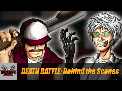 DEATH BATTLE: BEHIND THE SCENES | DEATH BATTLE Cast