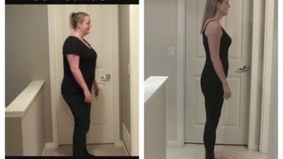 90 Pound Weightloss 360° Comparison!!